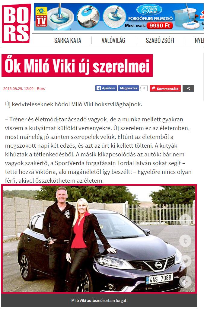Miló Viki