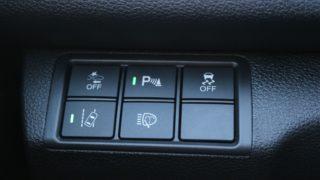 Honda Civic belső