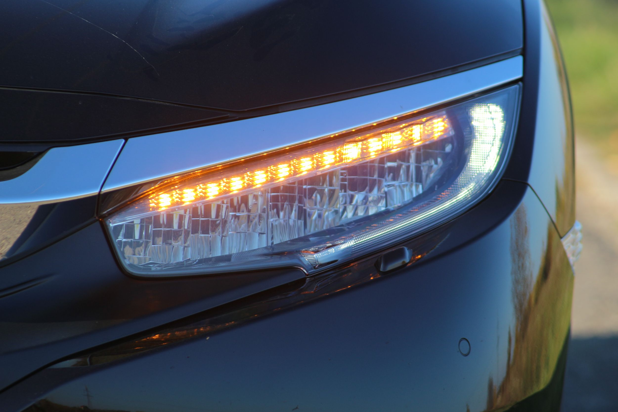 Honda Civic fényszóró