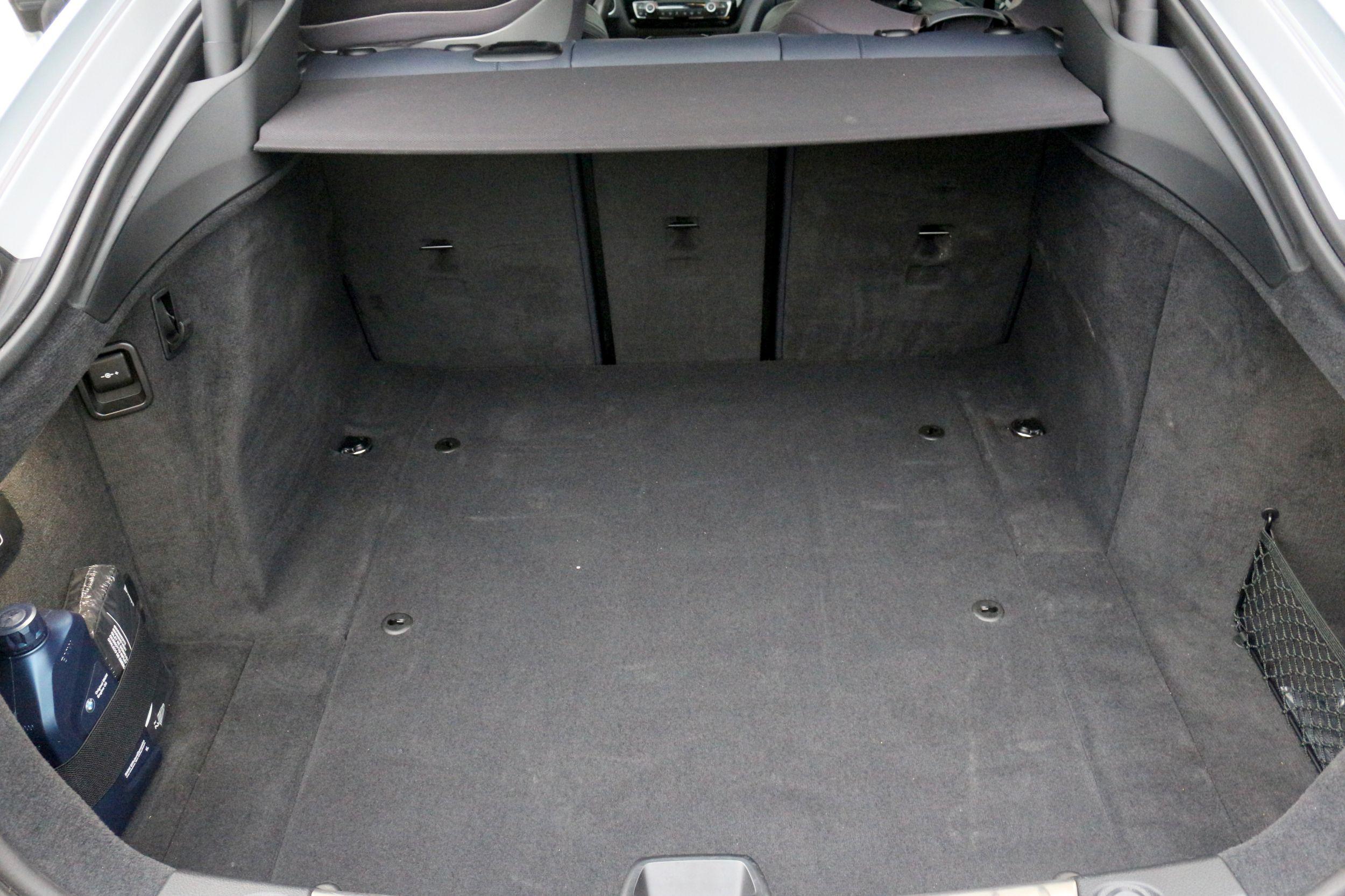 BMW 430D csomagtartó