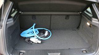 BMW i3s csomagtartó