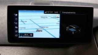 BMW i3s belső