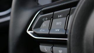 Mazda3 kormány