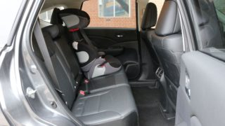 Honda CR-V belső