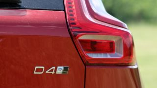 Volvo xc40 d4