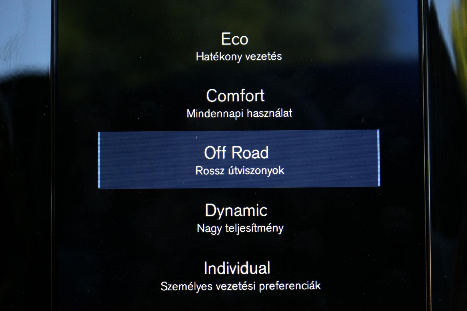 Volvo xc40 belső