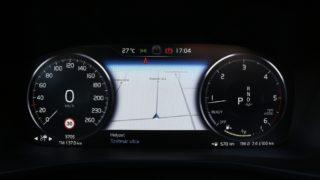 Volvo xc40 műszerfal