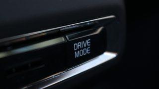 Volvo xc40 drive mode
