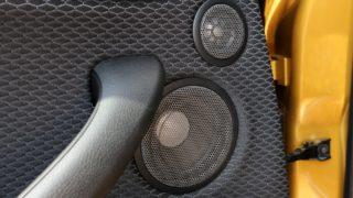 BMW X2 hangszórók