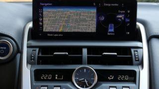 Lexus nx 300h navi