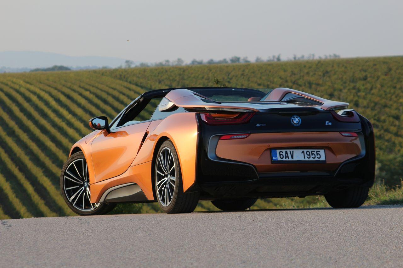 BMW-i8 Roadster
