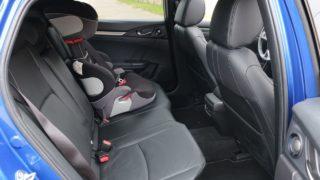 Honda Civic i-DTEC belső