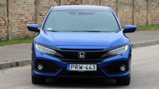 Honda Civic i-DTEC