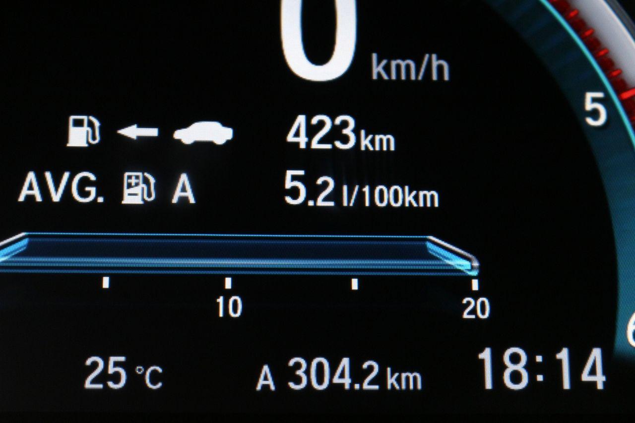Honda Civic i-DTEC fogyasztás