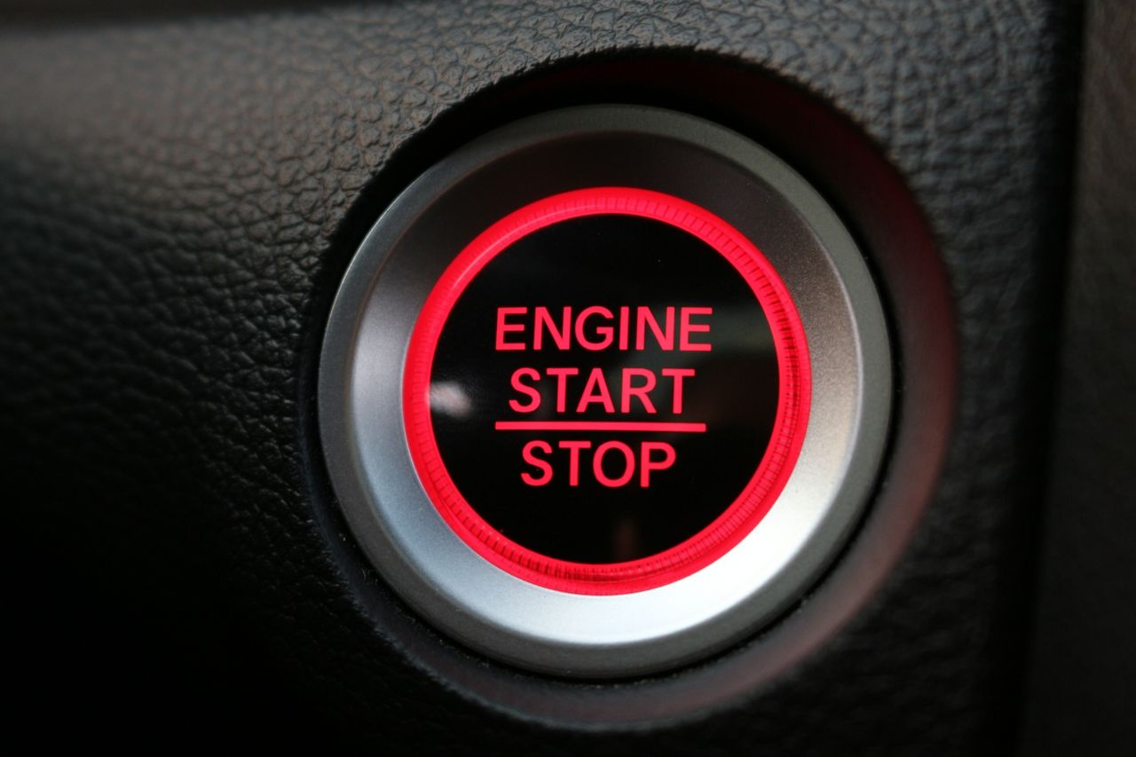 Honda Civic i-DTEC start-stop