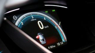 Honda Civic i-DTEC műszerfal