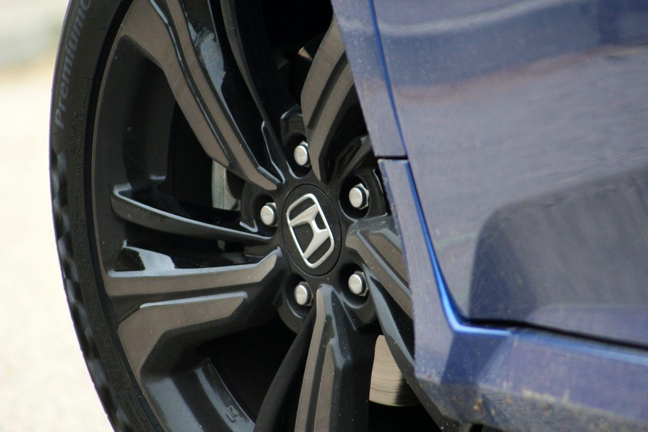 Honda Civic i-DTEC alufelni