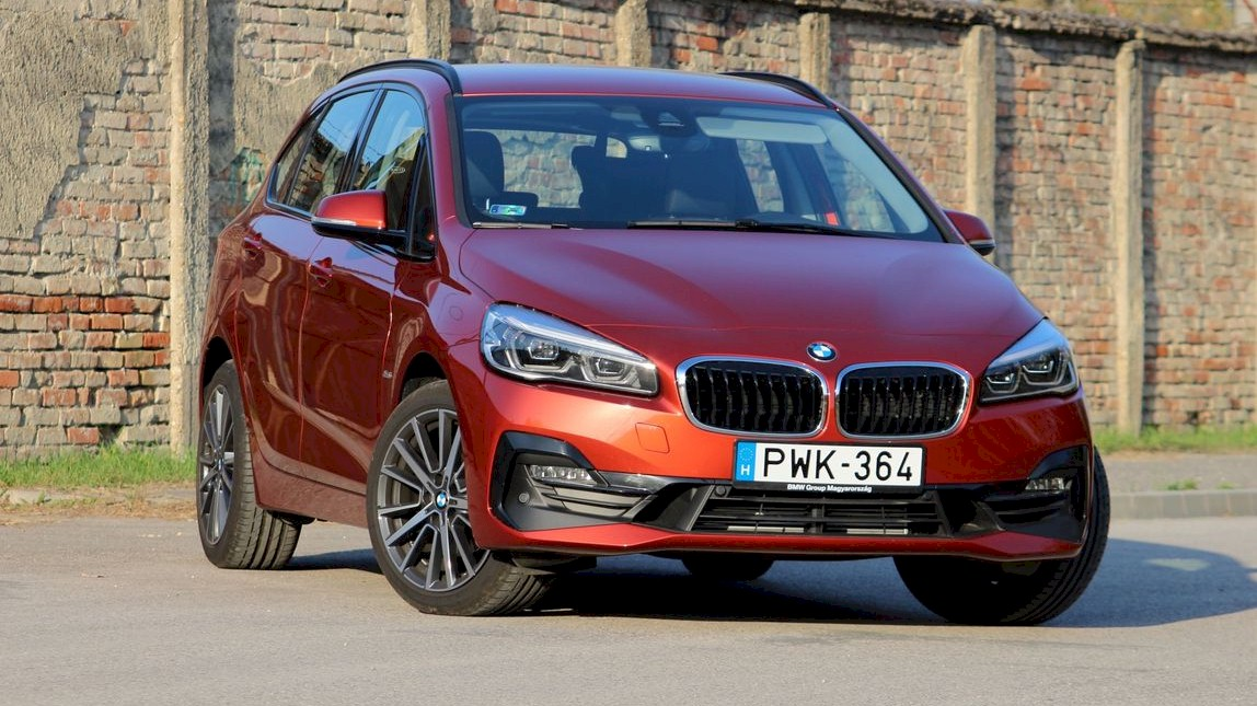 BMW 2 Active Toure