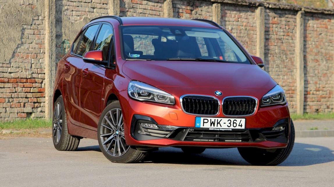 BMW 2 Active Toure