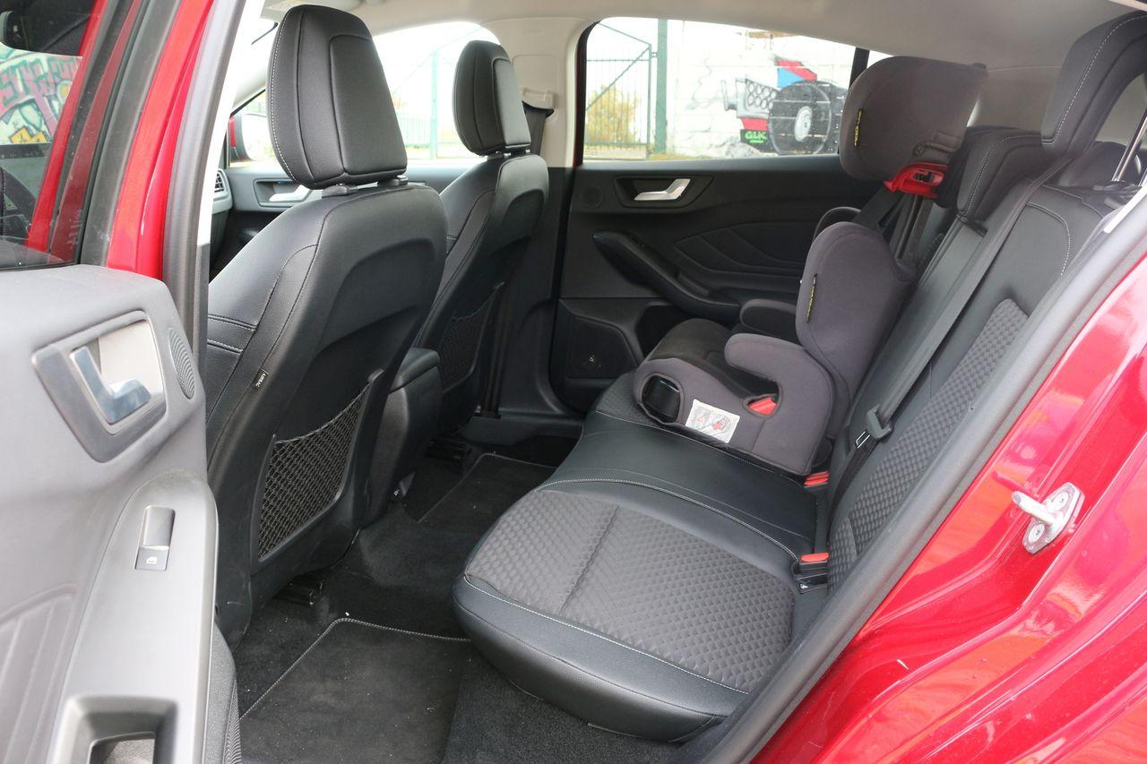 Ford Focus TDCI belső