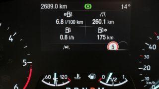 Ford Focus TDCI fogyasztás