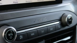 Ford Focus TDCI Sync