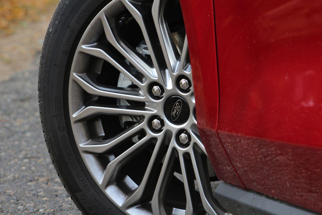 Ford Focus TDCI felni