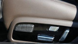 Mazda6 ülés