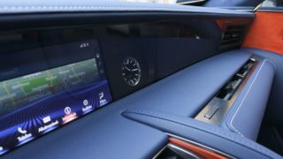 Lexus LC500 óra