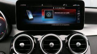 Mercedes-Benz C220d média