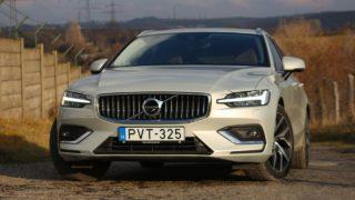 Volvo V60 T6
