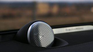 Volvo V60 T6 belső