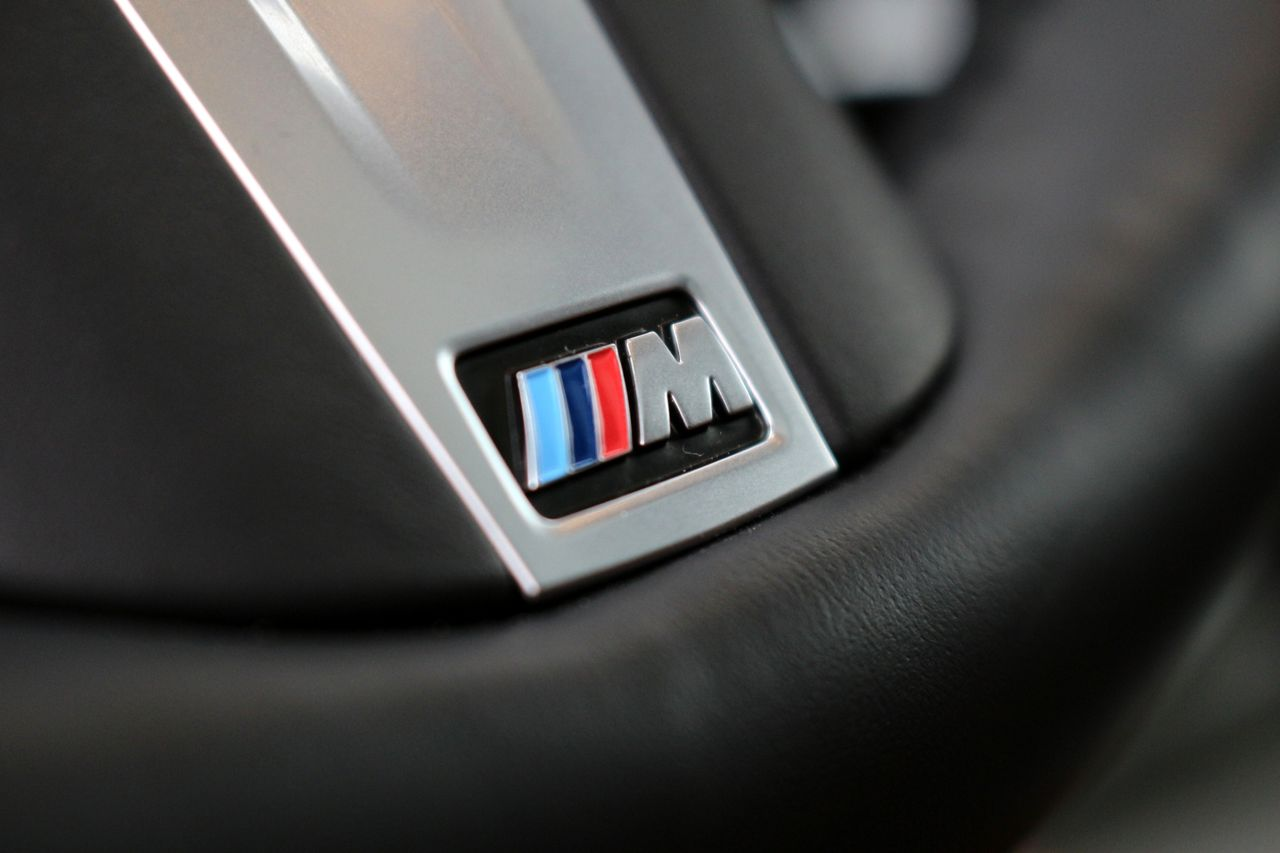 BMW M550d Touring kormány