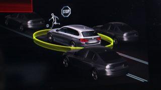 BMW M550d Touring védelem