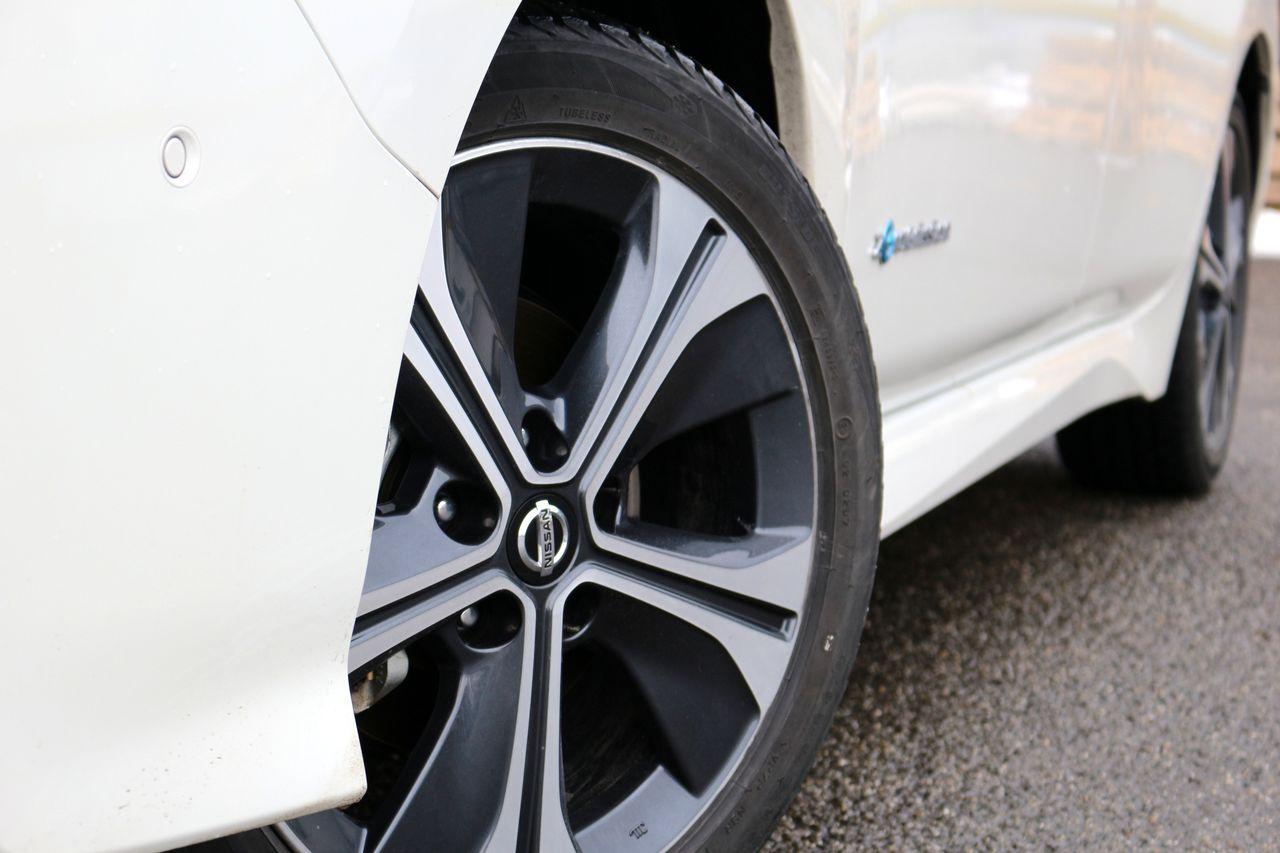 Nissan Leaf alufelni