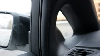 Nissan Leaf belső