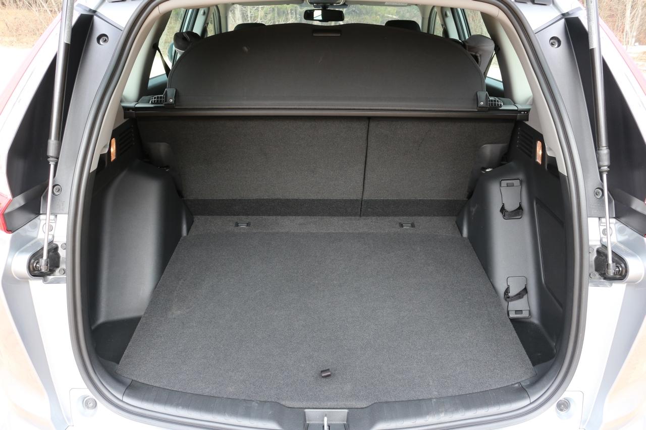 Honda CR-V csomagtartó