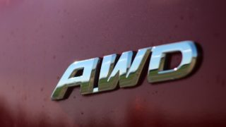 Honda CR-V AWD