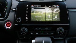 Honda CR-V kamera