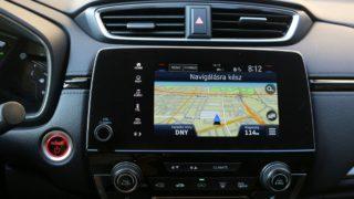 Honda CR-V navi