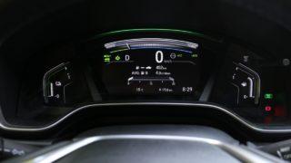 Honda CR-V műszerfal