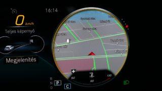 Mercedes A200 navigáció