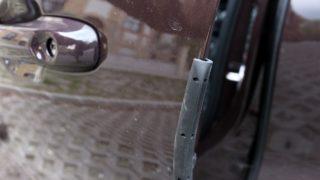 Ford Focus Vignale ajtó