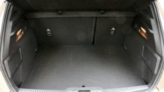 Ford Focus ST-Line csomagtartó