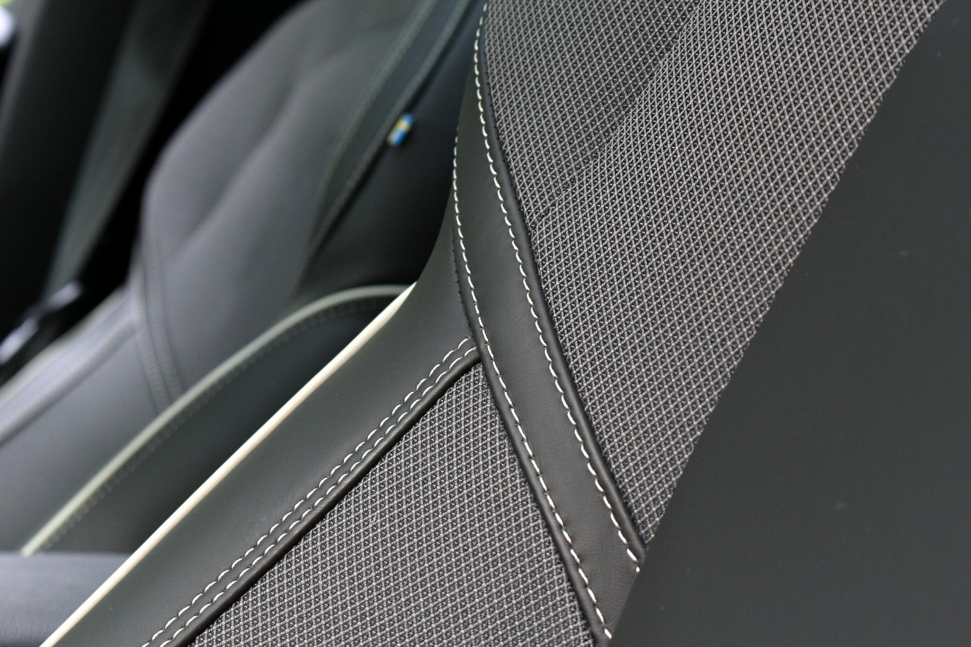 Volvo S60 T5 R-Design belső