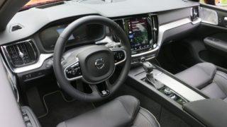 Volvo S60 T5 belső