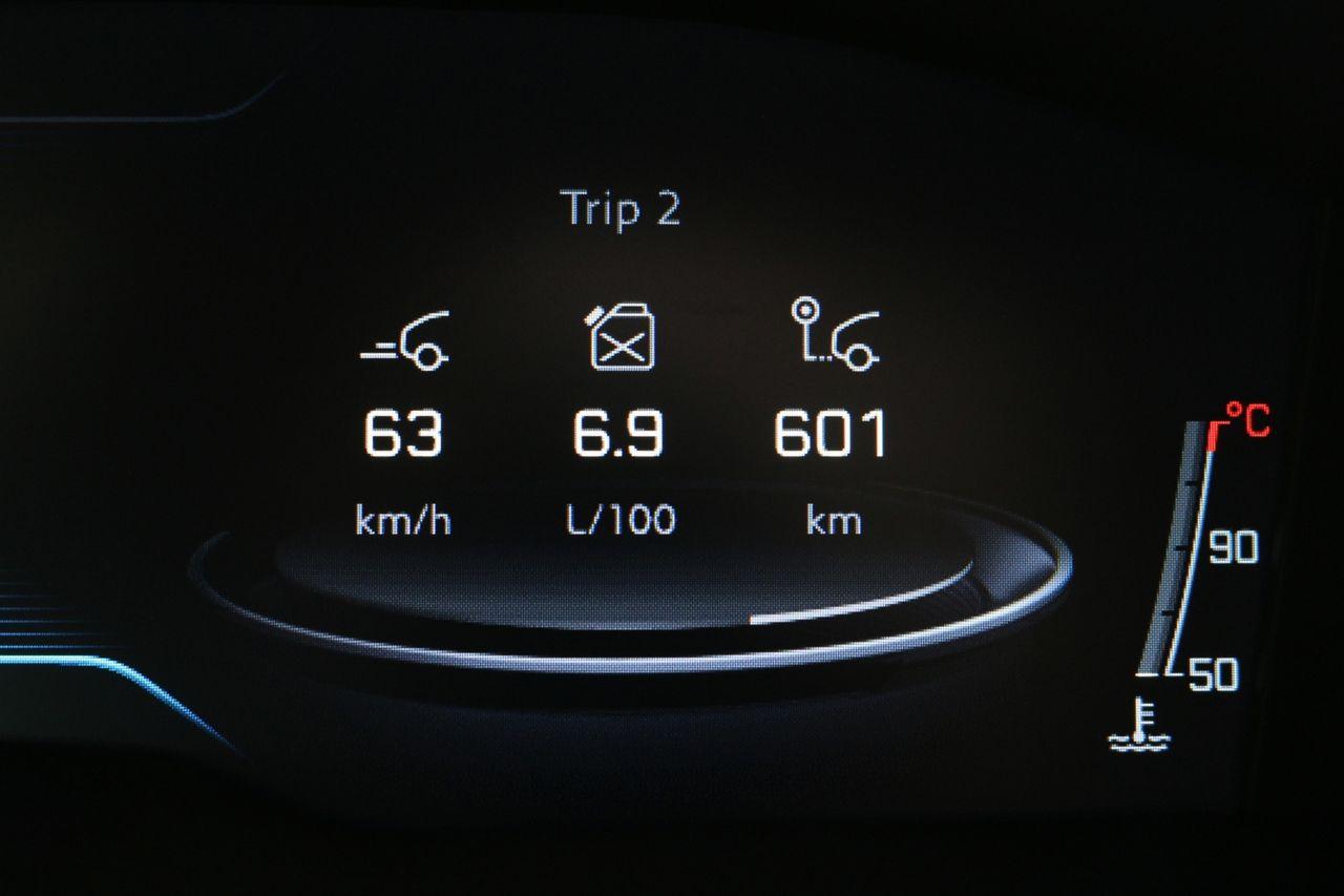 Peugeot 508 fogyasztás