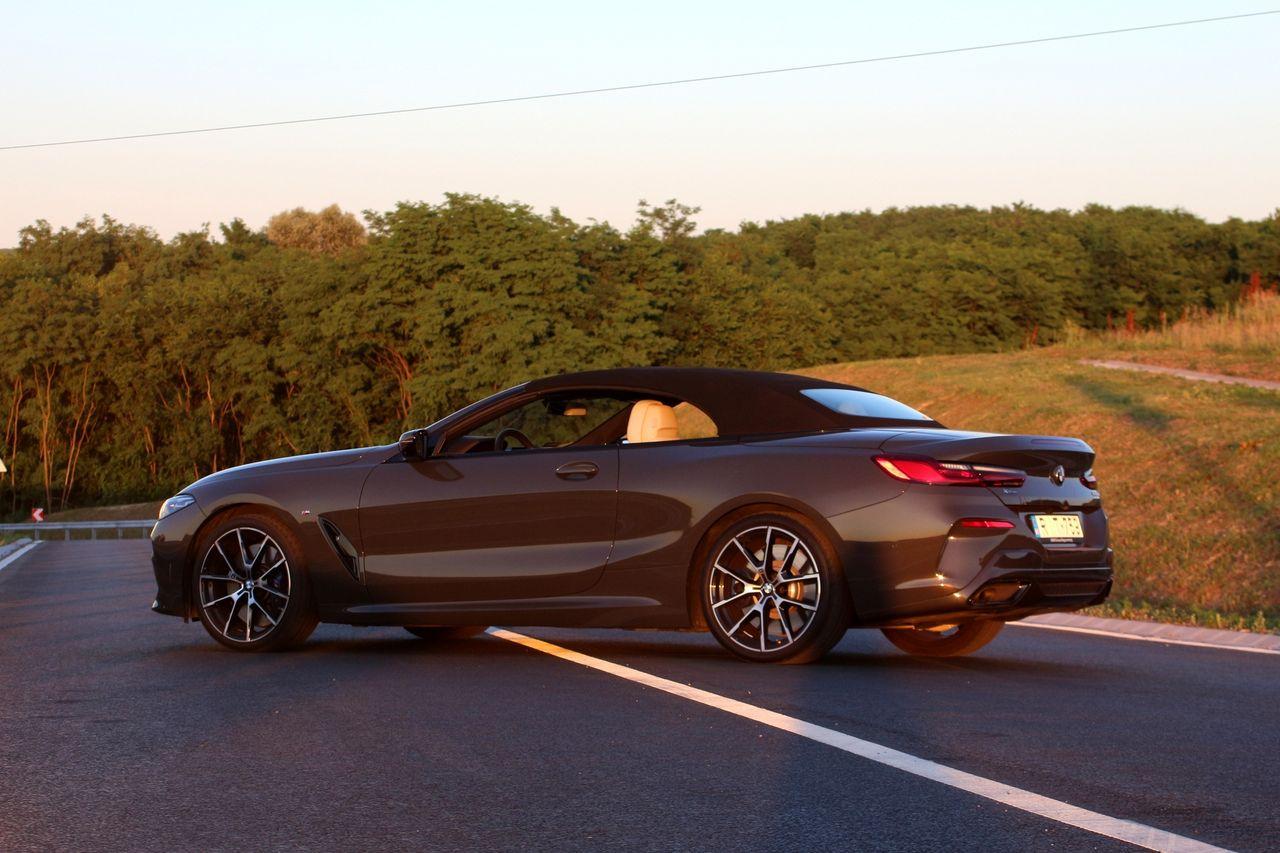 BMW 840D Cabrio