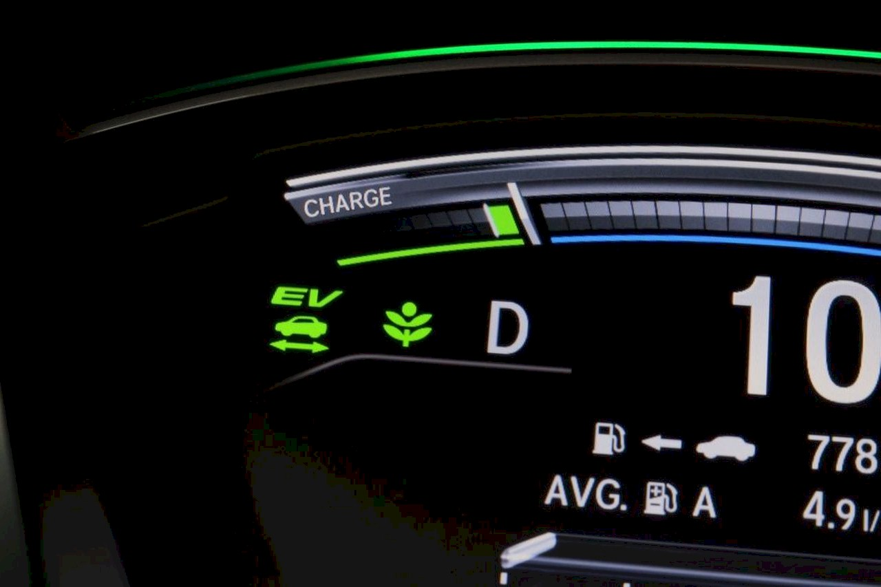 Honda_CR-V belső