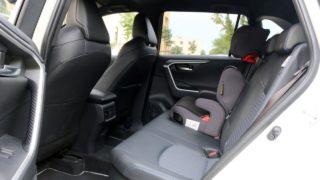 Toyota RAV4 belső